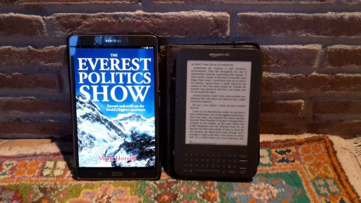 The Everest Politics Show is out tomorrow