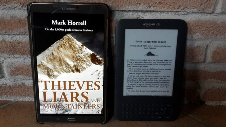 A revised digital edition of Thieves, Liars and Mountaineers is available to download now