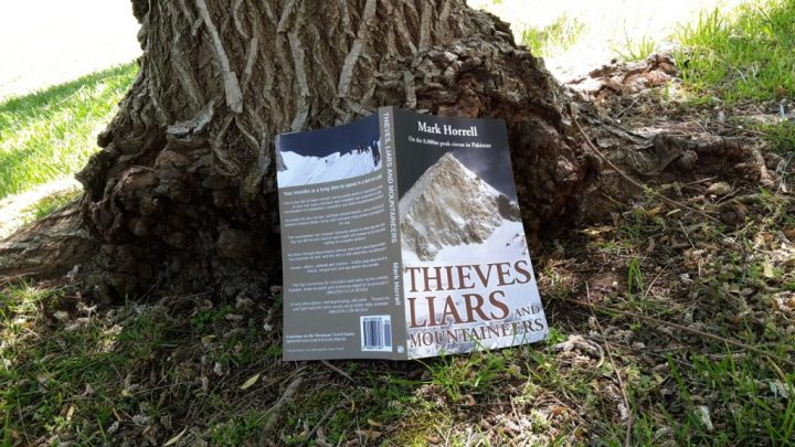 The paperback of Thieves, Liars and Mountaineers is available now