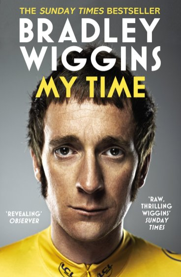 My Time by Bradley Wiggins