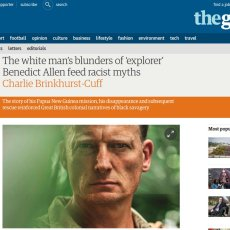 Adventure-loving Guardian readers hit back at couch-potato Guardian writers