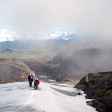 The volcanoes of Colombia's Los Nevados: the videos