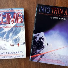 Why most books about Everest are irrelevant (but not all of them)