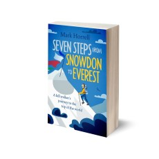Seven Steps from Snowdon to Everest out on Monday!