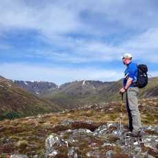 The Glen Spean Nine: peak bagging and bet hedging in Central Scotland