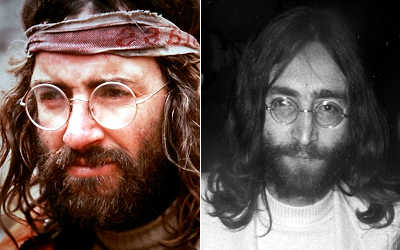 Doug Scott / John Lennon