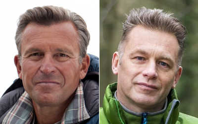 Ed Viesturs / Chris Packham