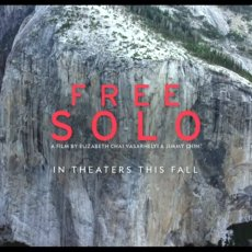 Free Solo: my review of an Oscar-nominated climbing movie