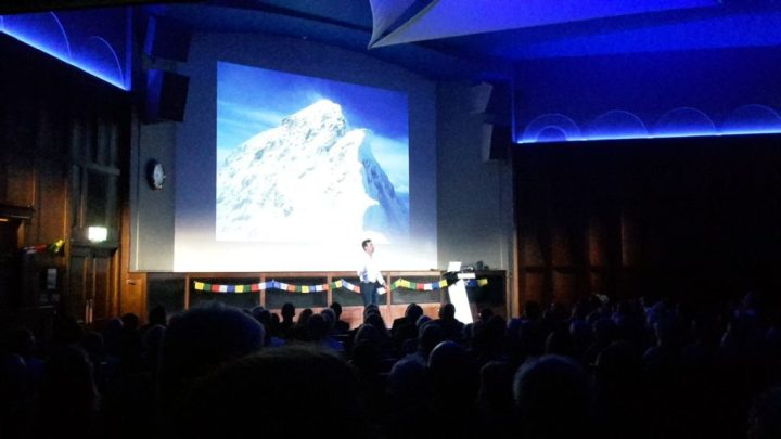 Kenton confirms that the Hillary Step is 'significantly altered'