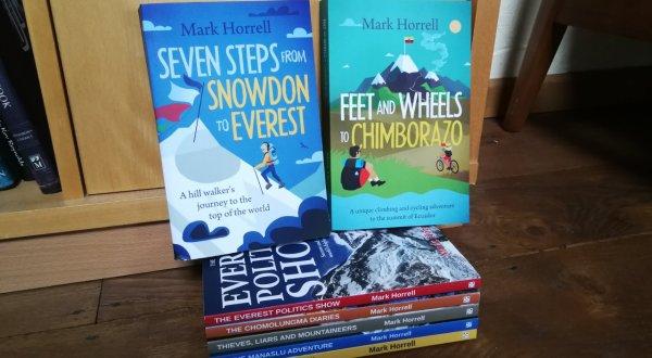 Books by Mark Horrell