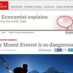 The Economist explains: Explaining bollocks daily