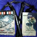 Ice axes at the ready. Which is greater: Cho Oyu by Herbert Tichy, or Annapurna by Maurice Herzog?