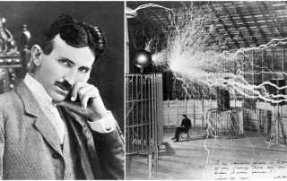 Tesla Death Ray