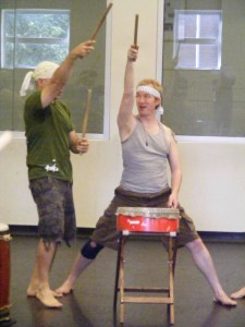Introductory Taiko Workshop