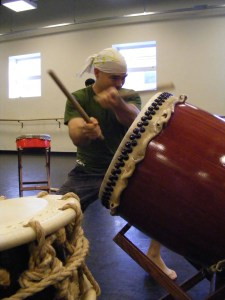 Mark H Rooney Taiko Styles Class: Naname