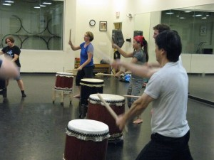 taiko @ Dance Exchange