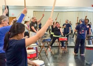 Introductory Taiko Workshop @ Dance Exchange | Takoma Park | Maryland | United States