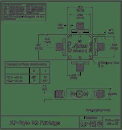iq 0618 mixer package diagram [ 2160 x 2286 Pixel ]