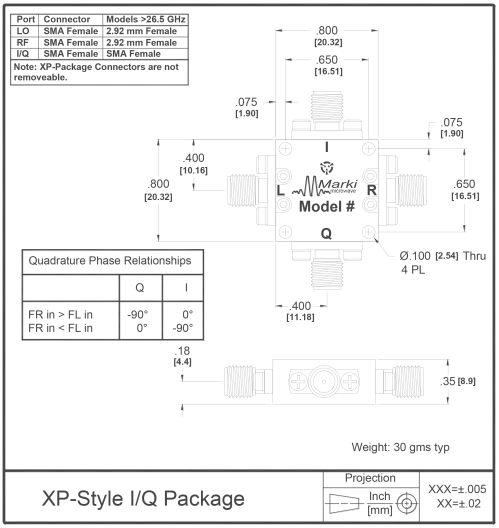 small resolution of iq 0618 mixer package diagram