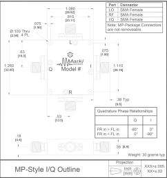 iq 1545 mixer package diagram [ 2145 x 2253 Pixel ]