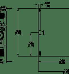 mmiq 1865h mixer package diagram [ 1849 x 625 Pixel ]