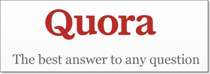 Answer Questions on Quora and Link Back to Your Content