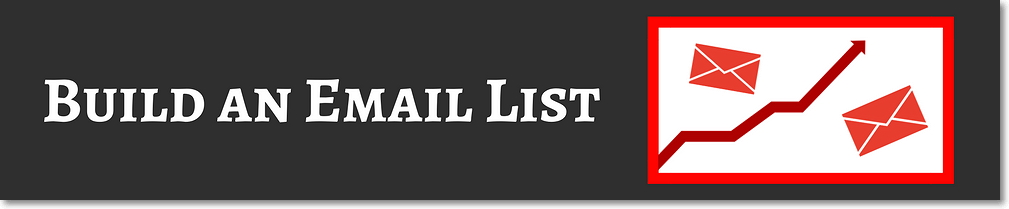 Build an Email List