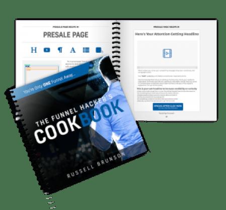 ClickFunnels Funnel Hackers Cookbook