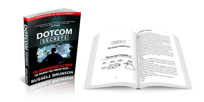 Dotcom Secrets Free Book