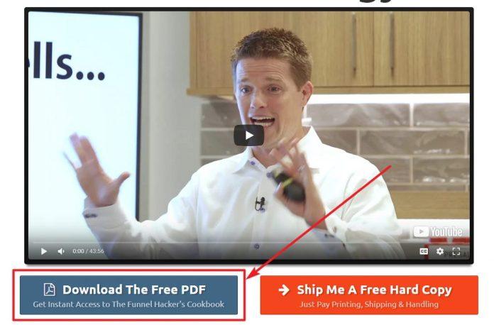 Funnel Hacker Cookbook FREE PDF
