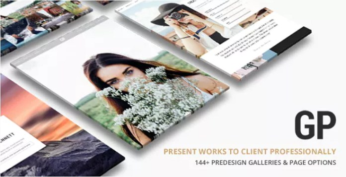 Grand Photography Theme