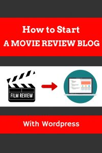 How to start a movie review blog