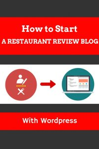 How to start a restaurant review blog