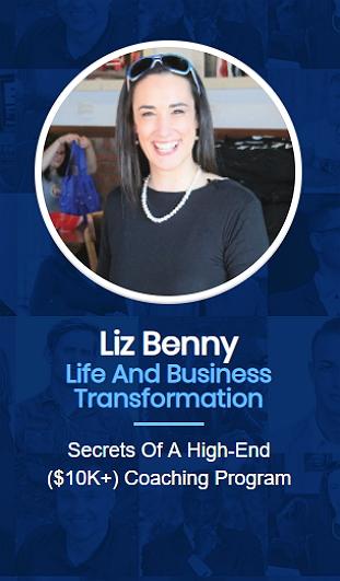 Liz Benny