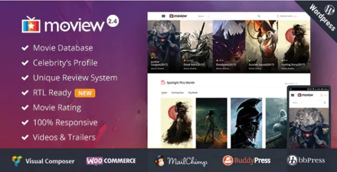 Moview Theme