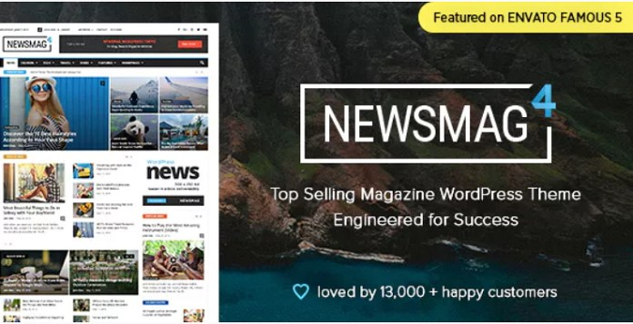 Newsmag Theme