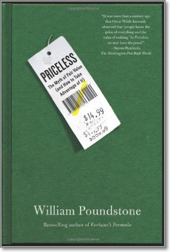 "William Poundstone also analyzed 8 different studies in his book ""Priceles: The Myth of Fair Value (and How to Take Advantage of It)"" on the use of charm prices ($49, $79, $1.49 and so on)."