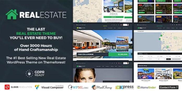 Real Estate 7 Theme