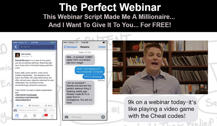 The Perfect Webinar Review