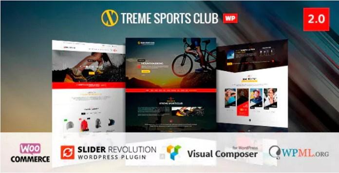 Xtreme Sports Theme