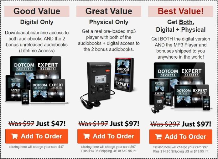 Audiobook Price