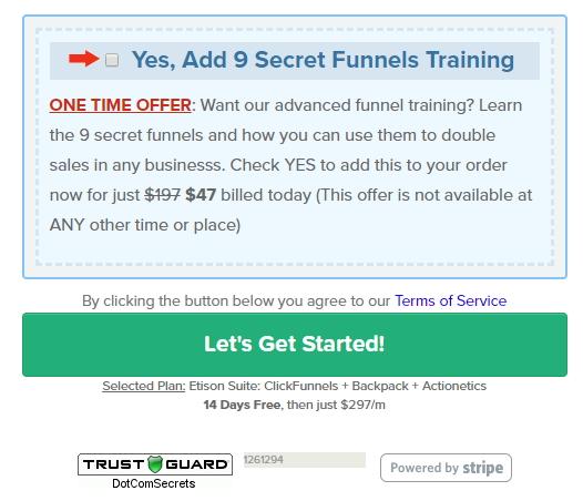 download 9 secret funnels training