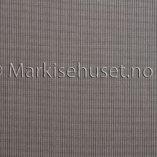 Markise tekstil - farge brun 320-937