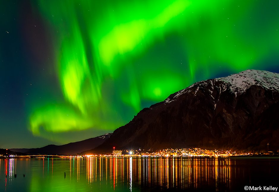Oh What A Night Juneau Alaska Image 2985Mark Kelley
