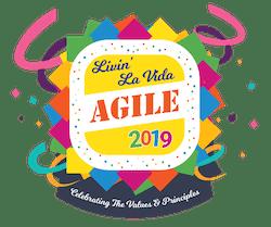 Agile Open Florida Theme Logo - Livin La Vida Agile 2019