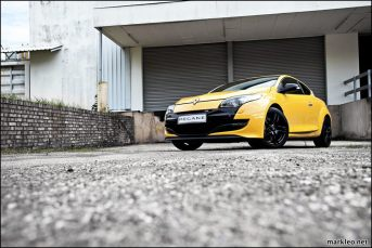 The Megane RS