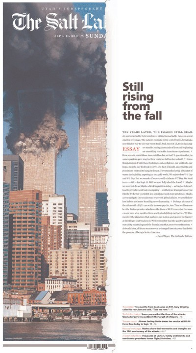 Powerful 9 11 Magazine Covers And Newspaper Front Pages