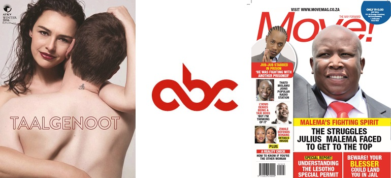 ABC results magazines August 2016 slider