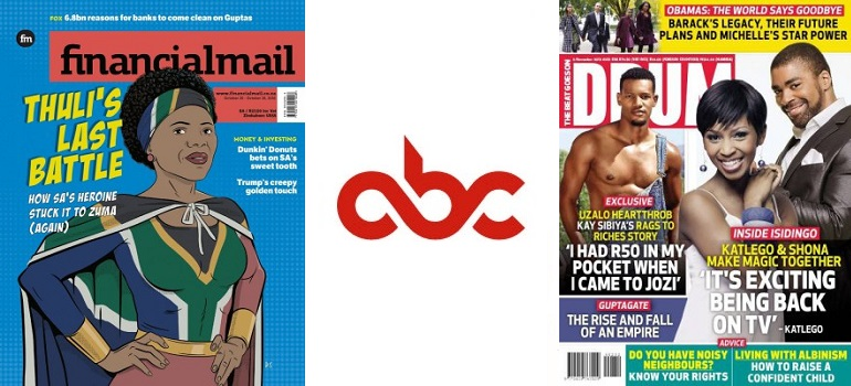ABC results magazines November 2016 slider
