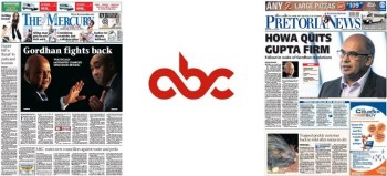 ABC results newspapers February 2017 slider